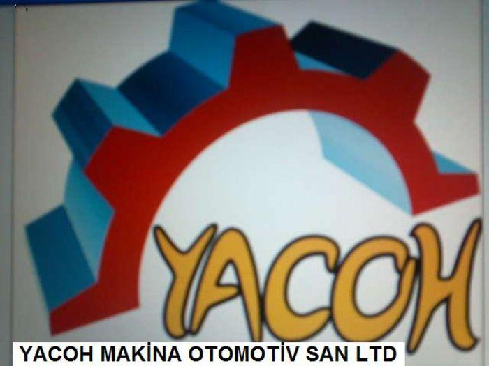 YACOH MAKİNA SANAYİ TİCARET LTD ŞTİ