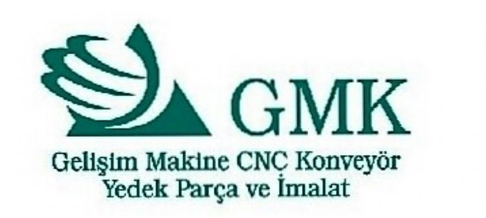 Gmk makine cnc  konveyor yedek parça ve imalat