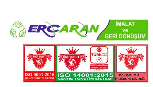 ERC İMALAT VE GERİ DÖNÜŞÜM A.Ş.