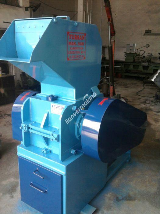 40 lık Plastik Kırma Makinası