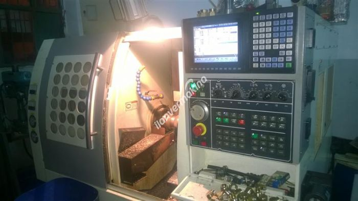 42 LİK CNC OTOMAT TORNA / QUİCK TECH MARKA / 2008 MODEL