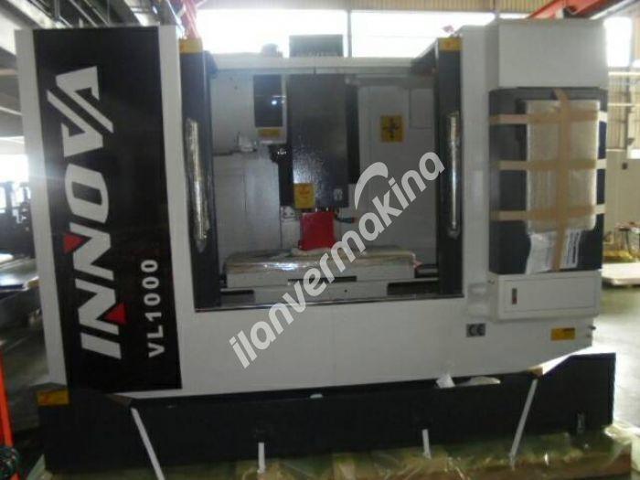 iNNOVA VL1000 CNC Dik İşleme Merkezi