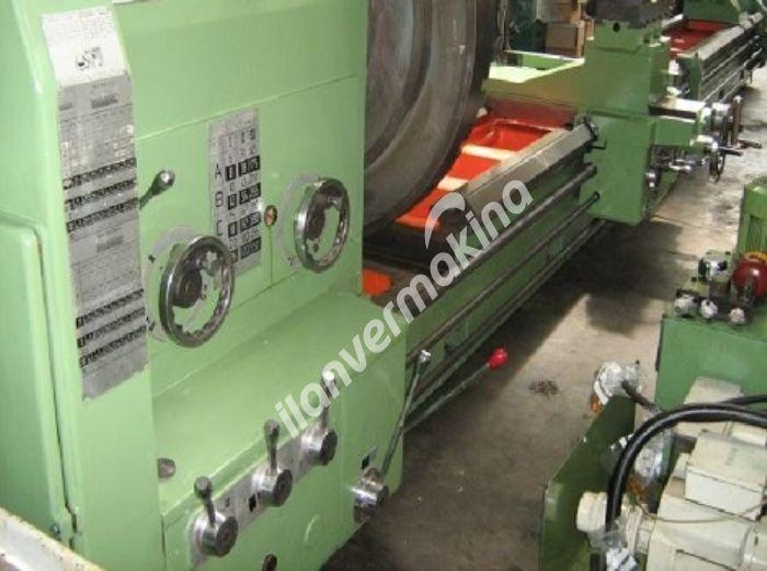 1250 Çap 6 Metre Torna  Makinesi İspanyol