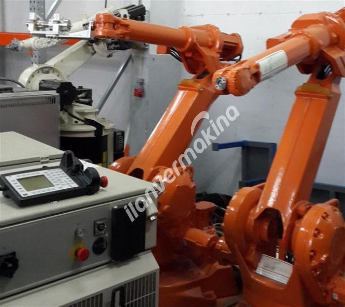 ABB S4C+ 2400L ROBOT KOL
