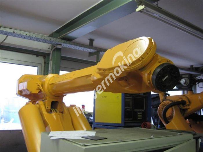 ABB MARKA S4C IRB 6400 PRES BESLEME ROBOTU