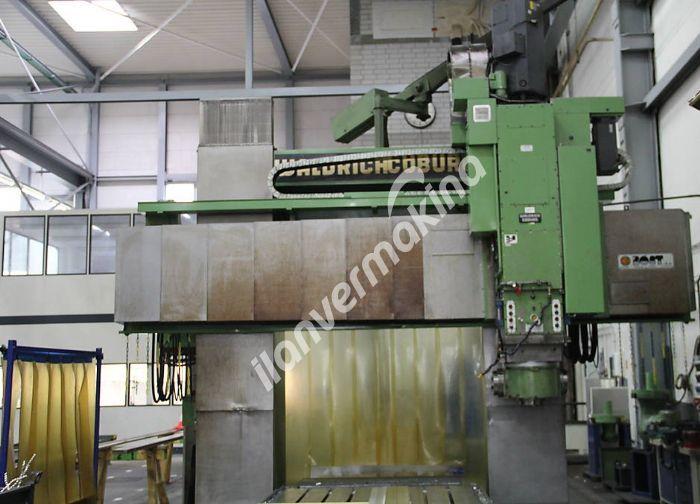 WALDRICH-COBURG 15-10 FP 160 CNC Portal Freze