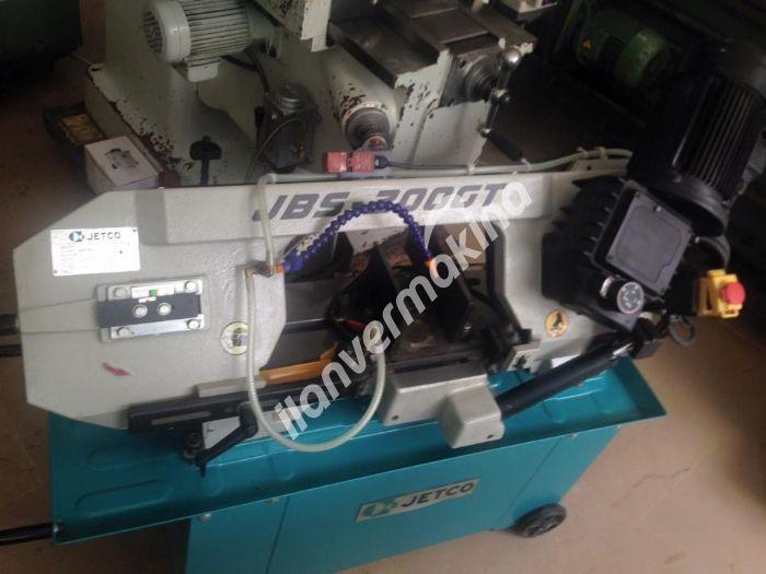 Jetco JBS200GT 200 lük Şerit Testere