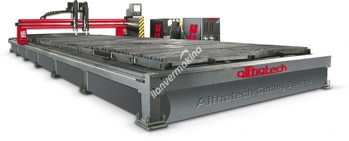 Alfatech Apl Serisi Plazma Kesim