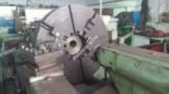 1000 Çap 3 Metre Yılanlı Rus Torna