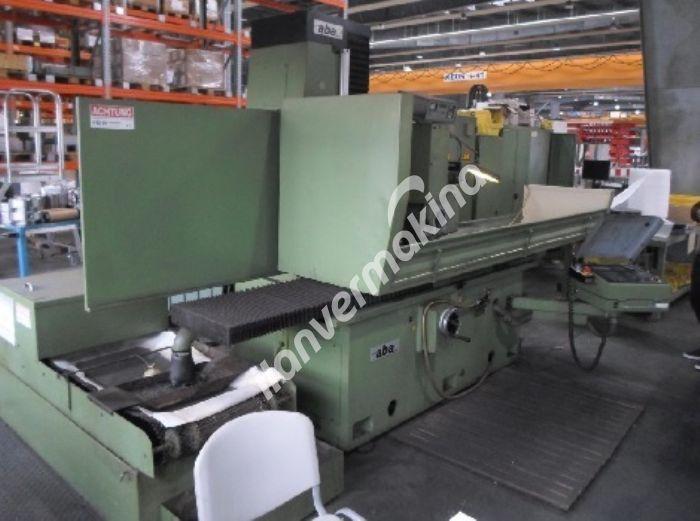 500x1000 mm. Cnc Satıh Taşlama Makinası