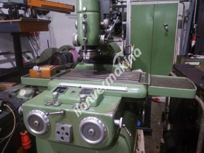400 x 250 Jig Yüzey Taşlama Makinası