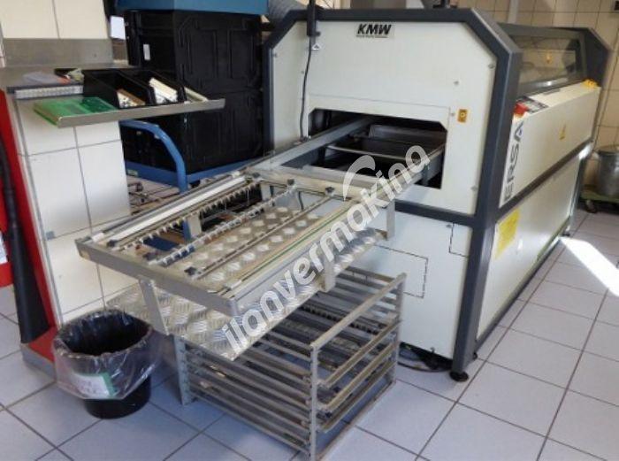 Dalga Lehimleme Makinası