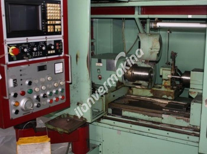 CNC Delik Taşlama Makinası