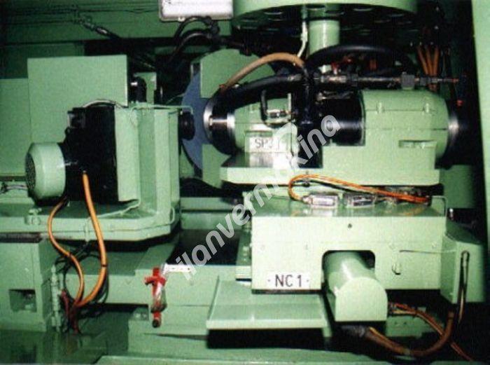 CNC Delik ve Yüzey Taşlama Makinası