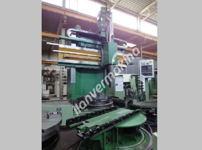 CNC Dik Torna Makinası