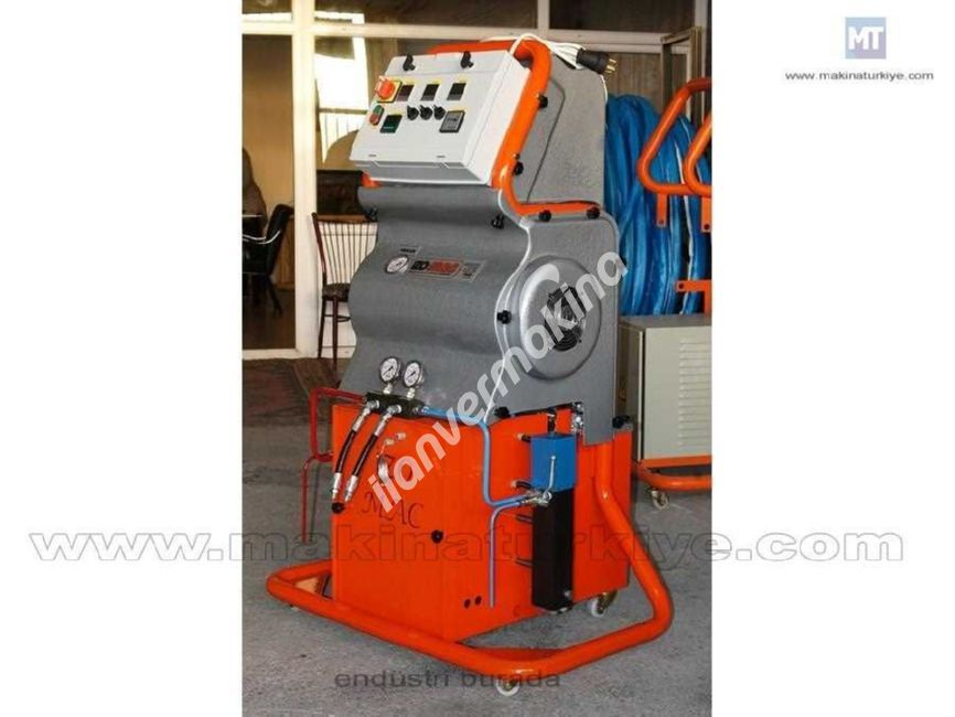 Pusmak Kpx 20 Poliüretan Köpük Ve Polyurea Püskürtme Makinası