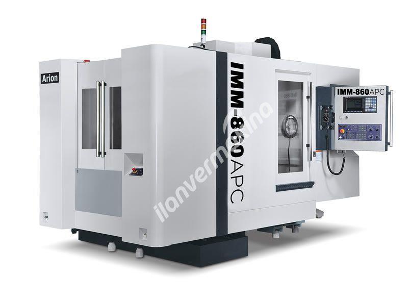 Arion IMM1100 Cnc Dik İşleme Merkezi
