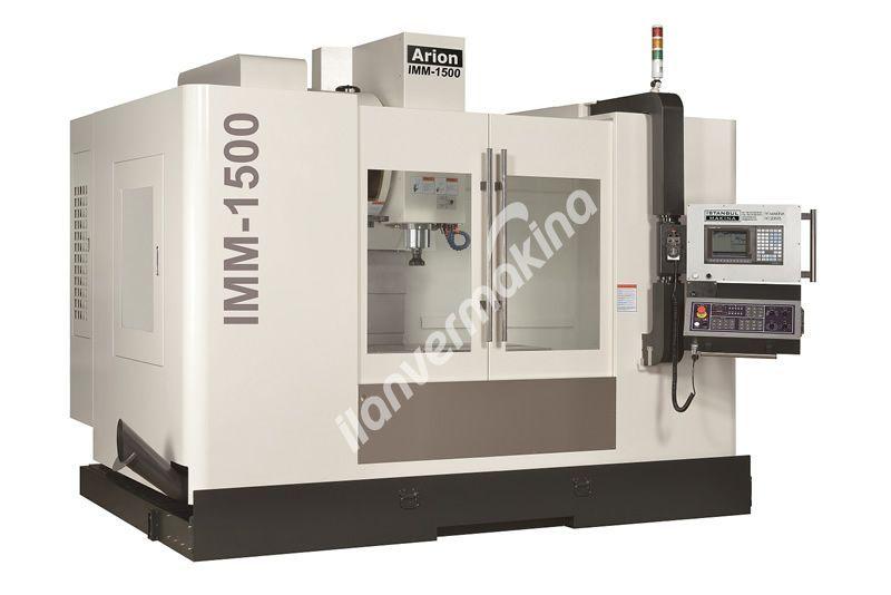 Arion IMM1500 Cnc Dik İşleme Merkezi