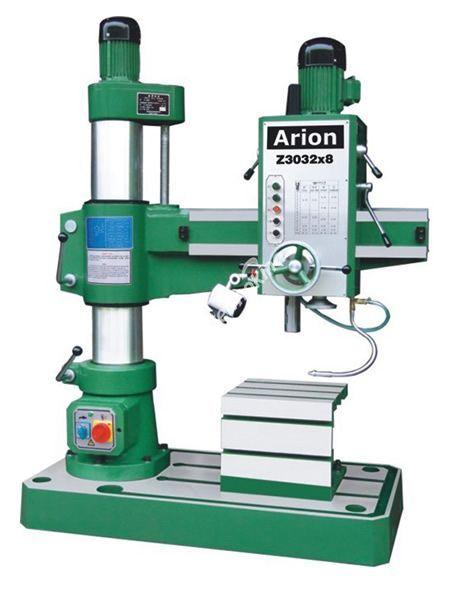 Arion Z3032x8/1 Radyal Matkap 32lik