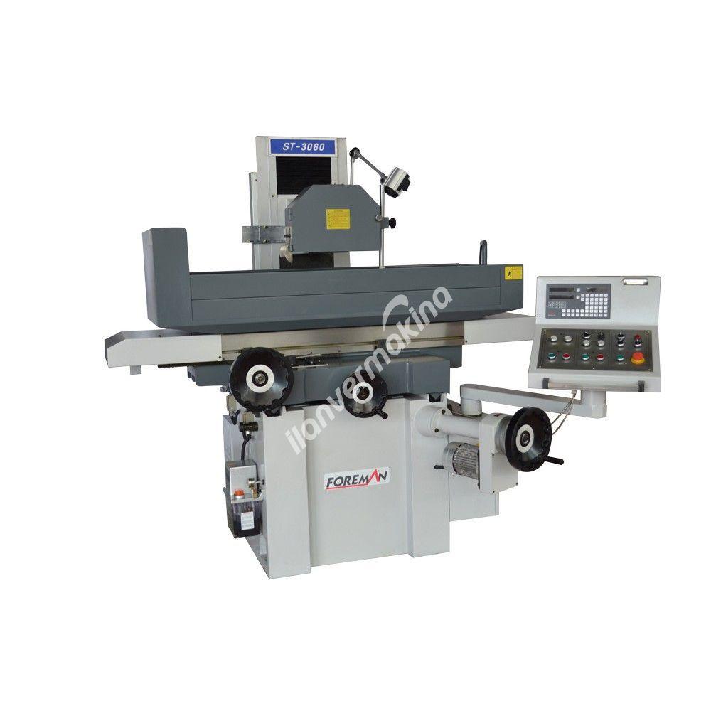 Foreman ST3060 Satıh Taşlama 300x600 mm