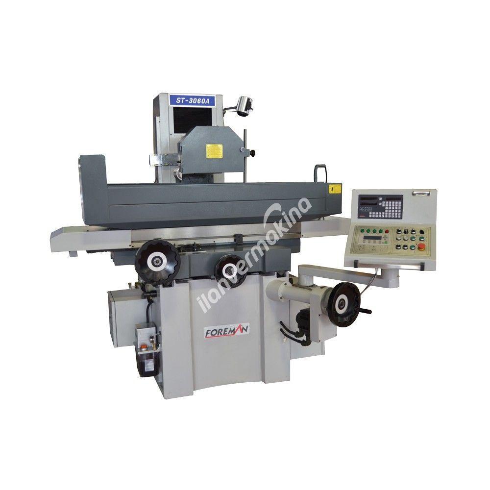 Foreman ST3060A Satıh Taşlama 300x600 mm