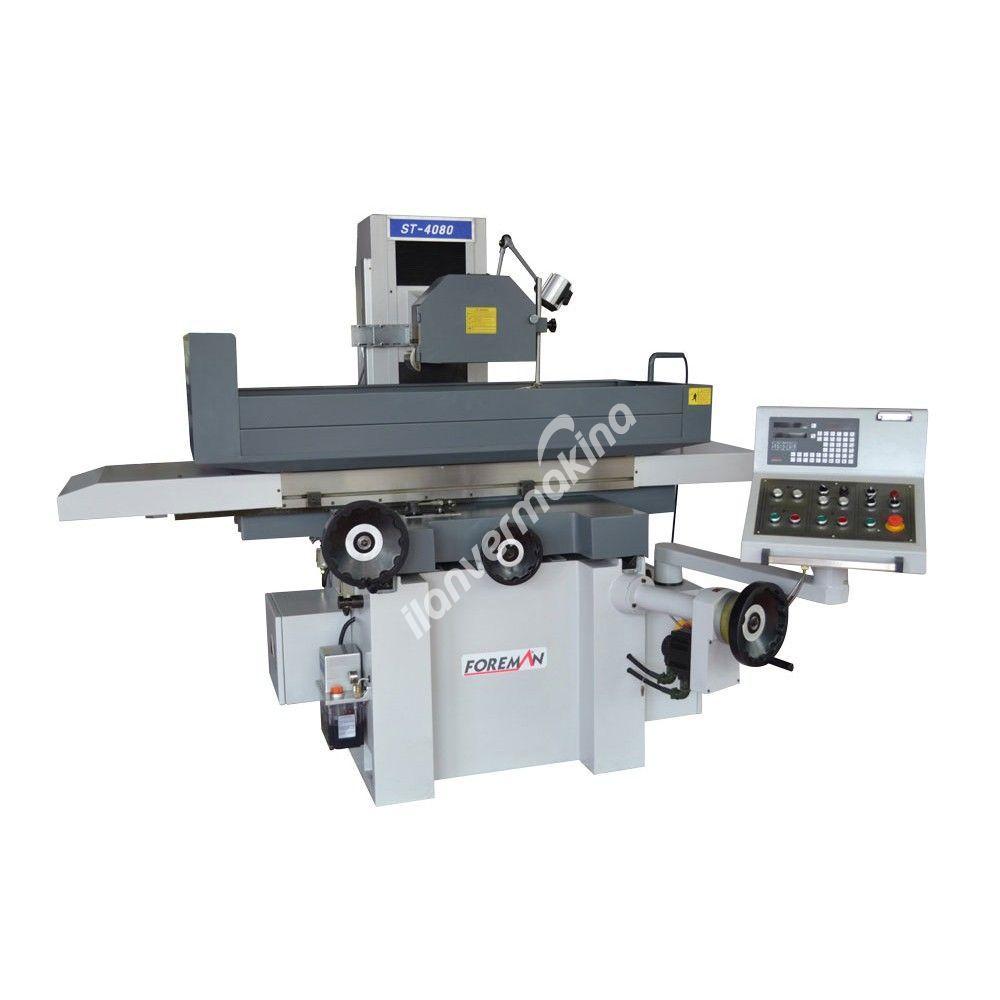 Foreman ST4080 Satıh Taşlama 400x800 mm