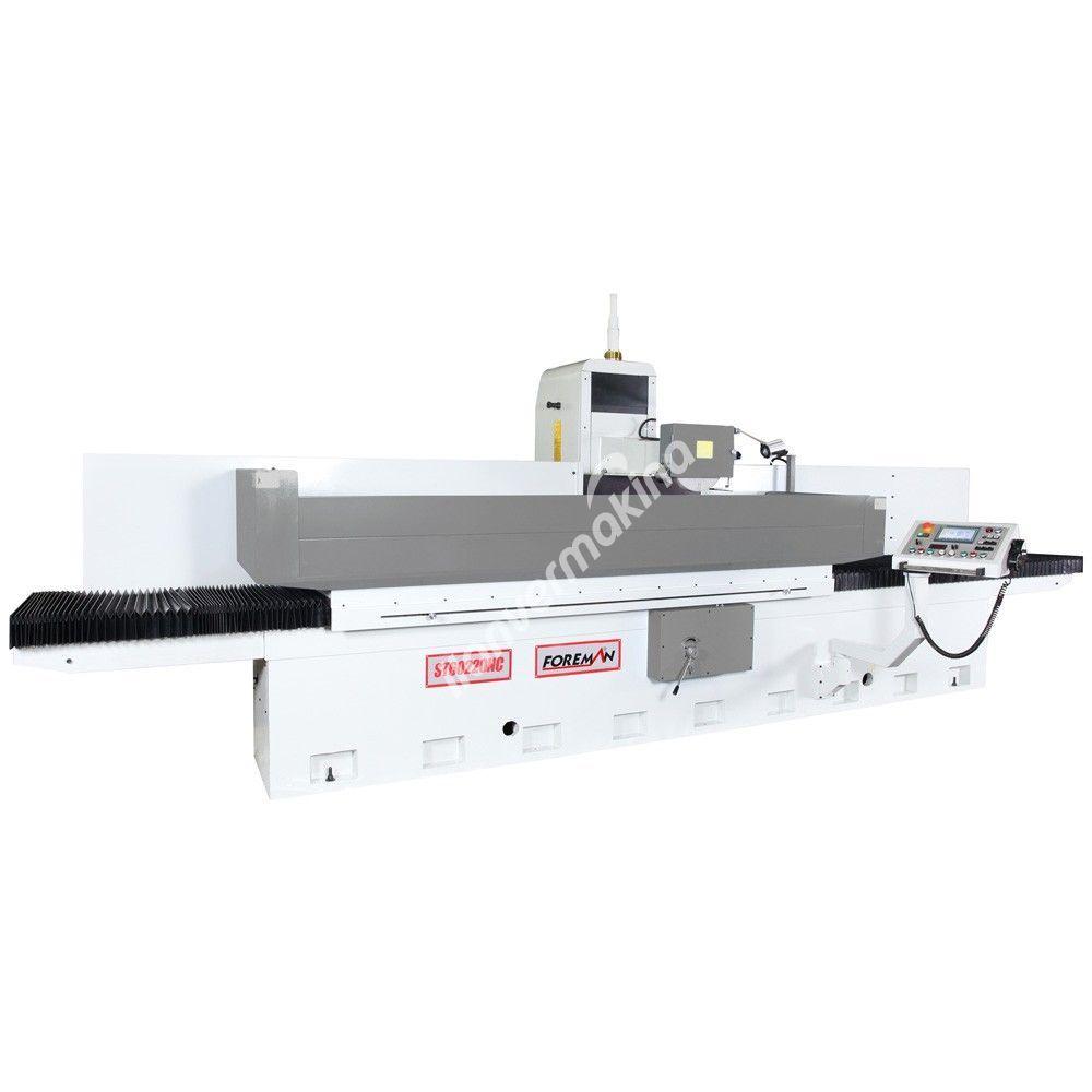 Foreman ST60220NC Satıh Taşlama 600x2200 mm