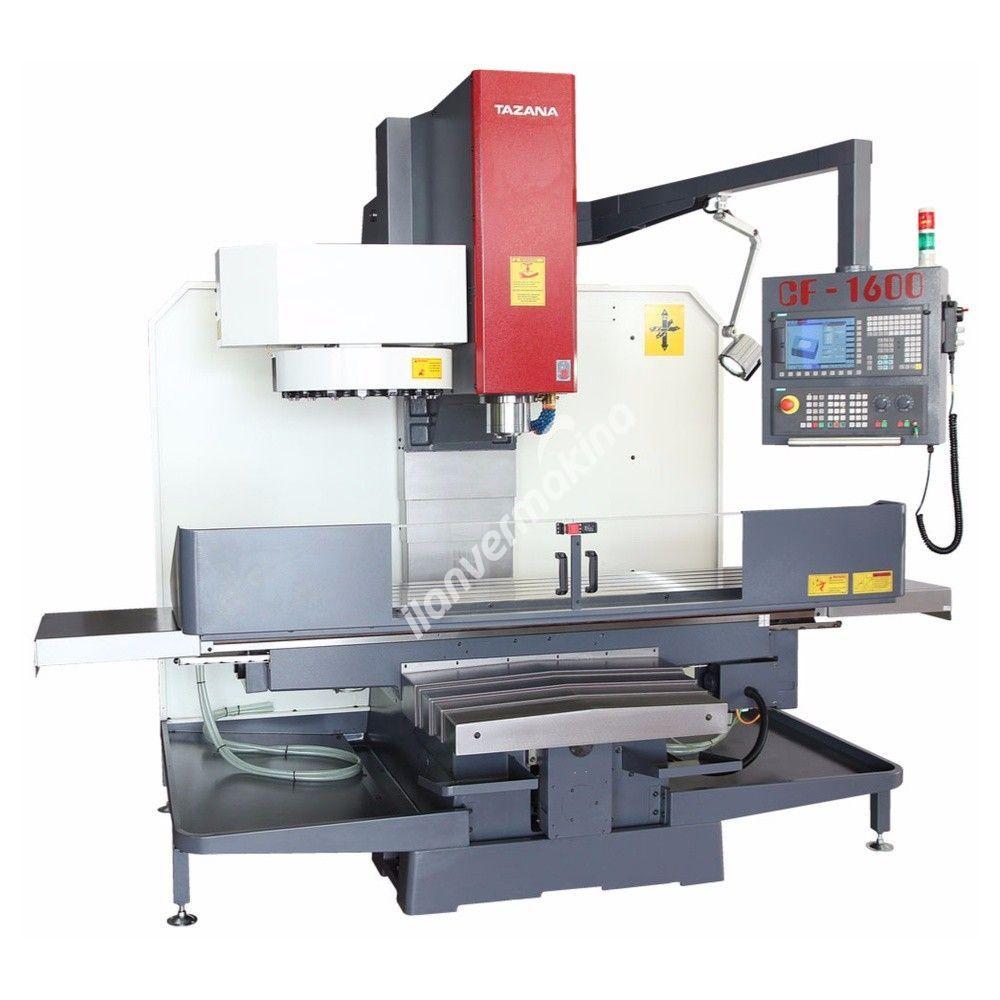 Tazana CF-1600 CNC Freze