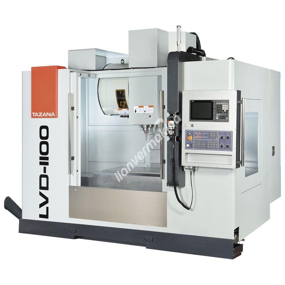 Tazana LVD-1100 Cnc Dik İşleme Merkezi