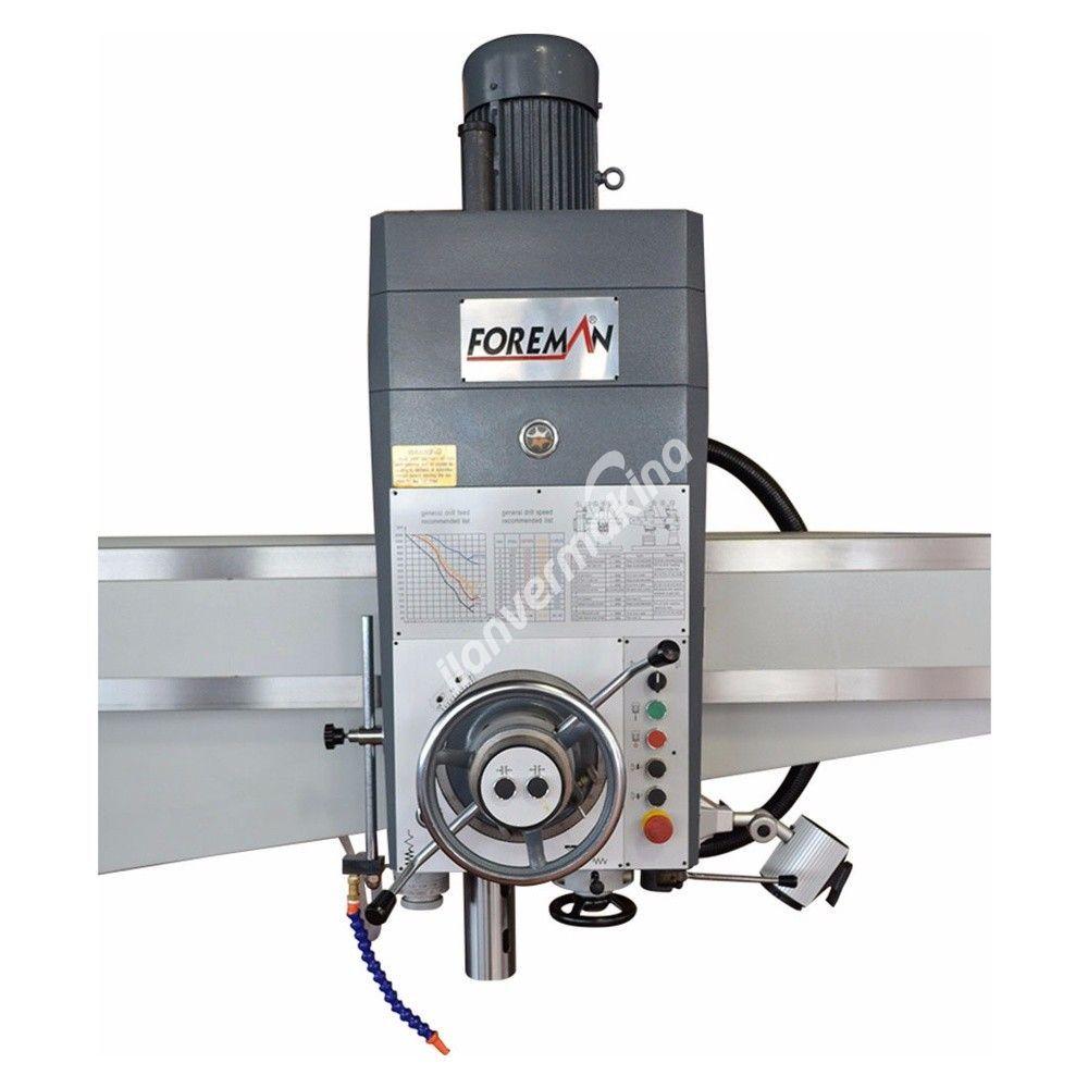 Foreman ARM50x16 Radyal Matkap 50lik