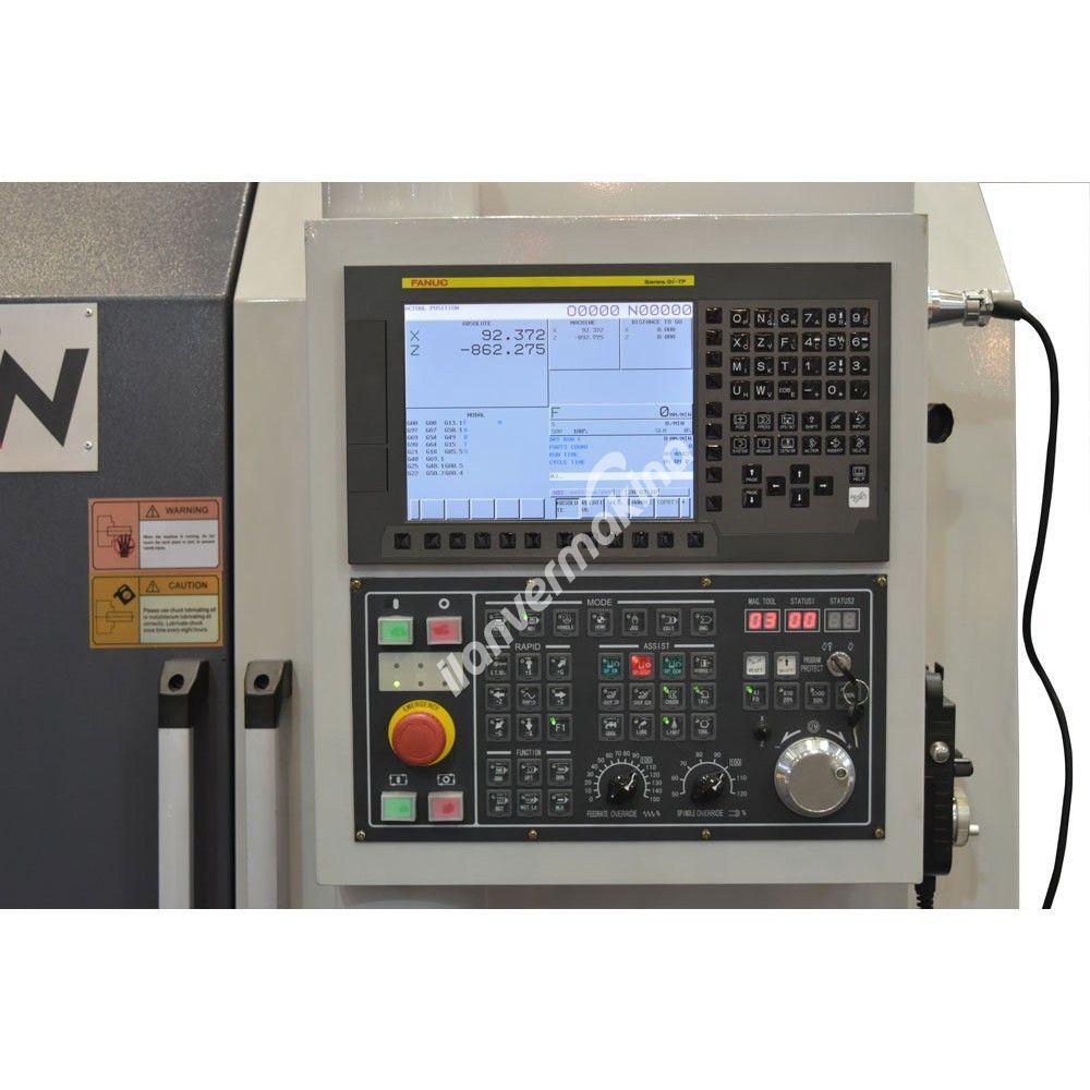 Tazana LV-1100 Cnc Dik İşleme Merkezi