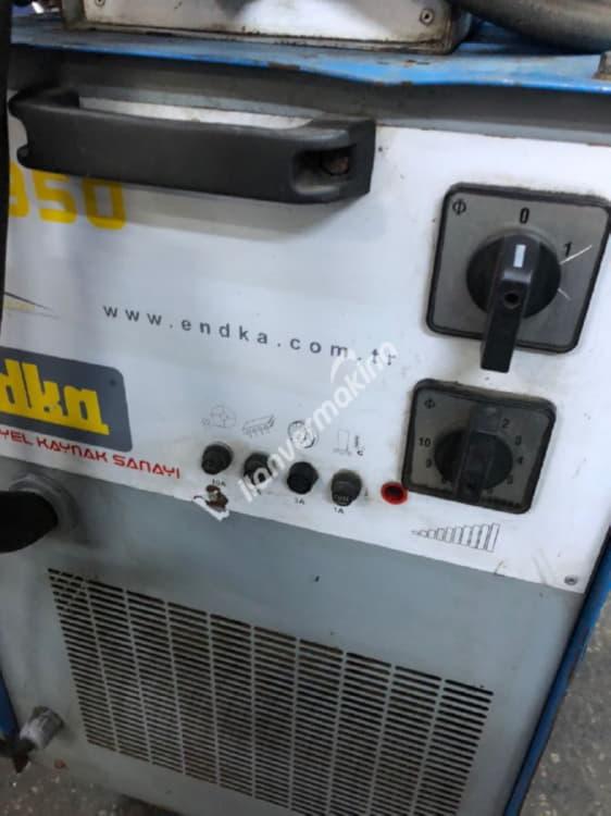 Gazaltı Kaynak 350 Amper ENDKA MİG 350