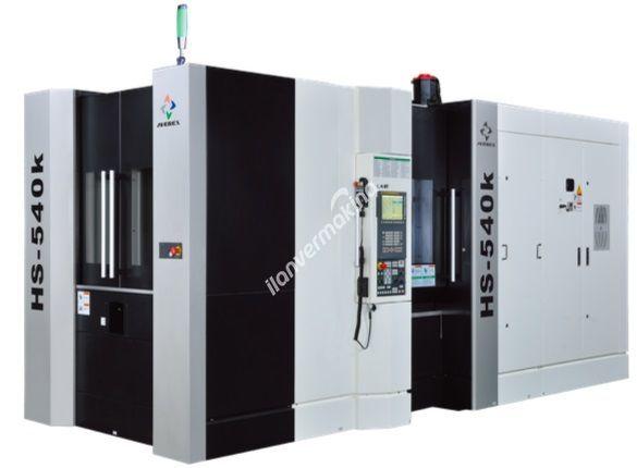 Averex HS-540K CNC Yatay İşleme Merkezi