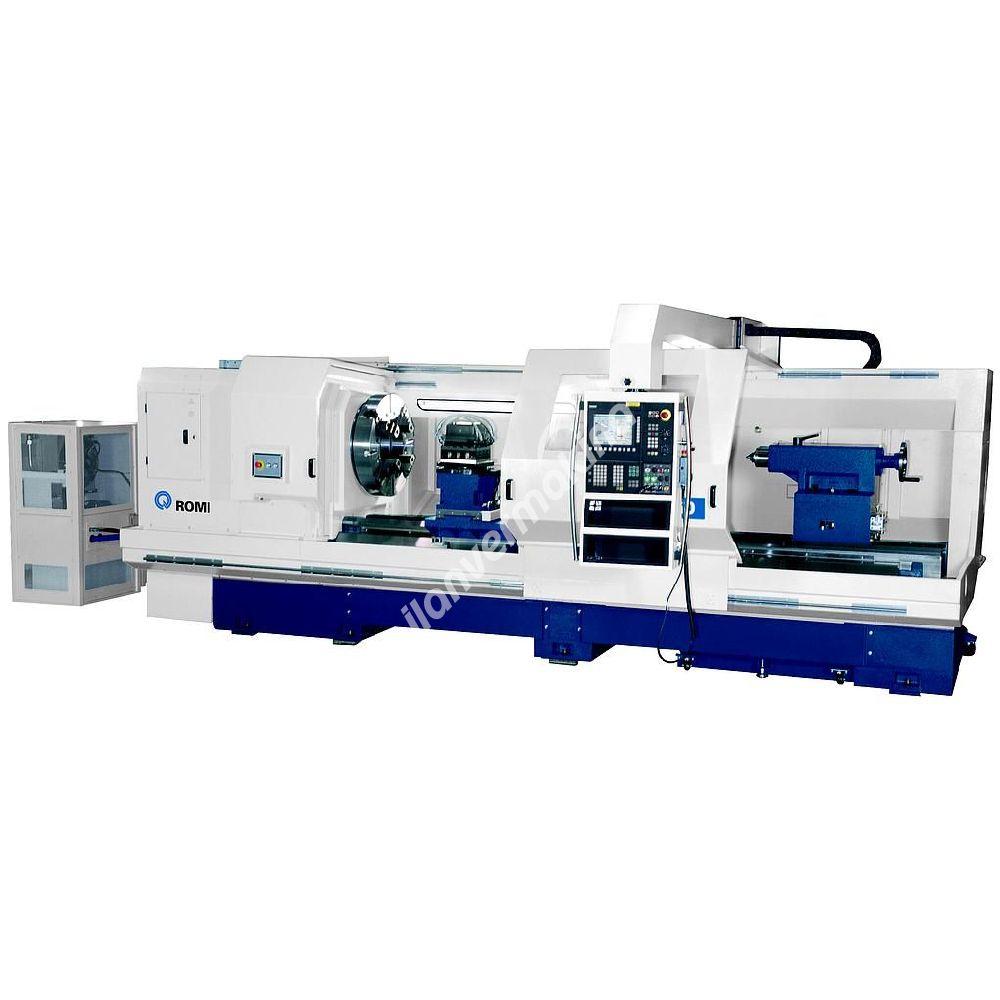 Romi C1000 CNC Torna Tezgahı Düz Banko