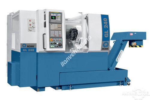 Romi GL 240 CNC Torna Tezgahı