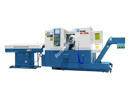 Romi GL170G CNC Torna Tezgahı