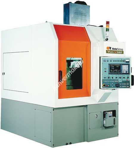 Victor VTurn-V560 CNC Dik Torna
