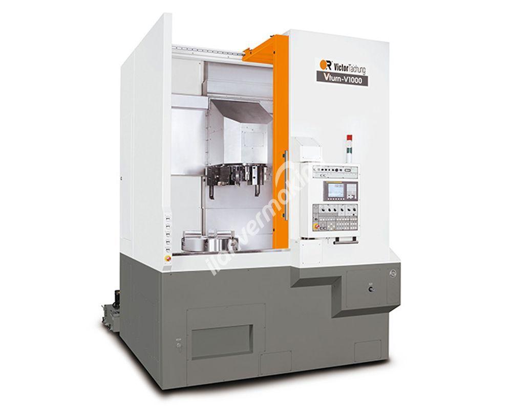Victor VTurn-V1000 CNC Dik Torna
