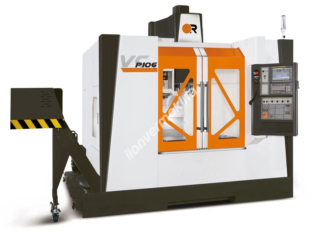 Victor VCenter-P136 Yüksek Hızlı CNC İşleme Merkezi