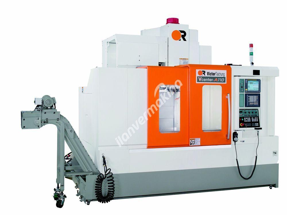 Victor VCenter-A110 CNC İşleme Merkezi