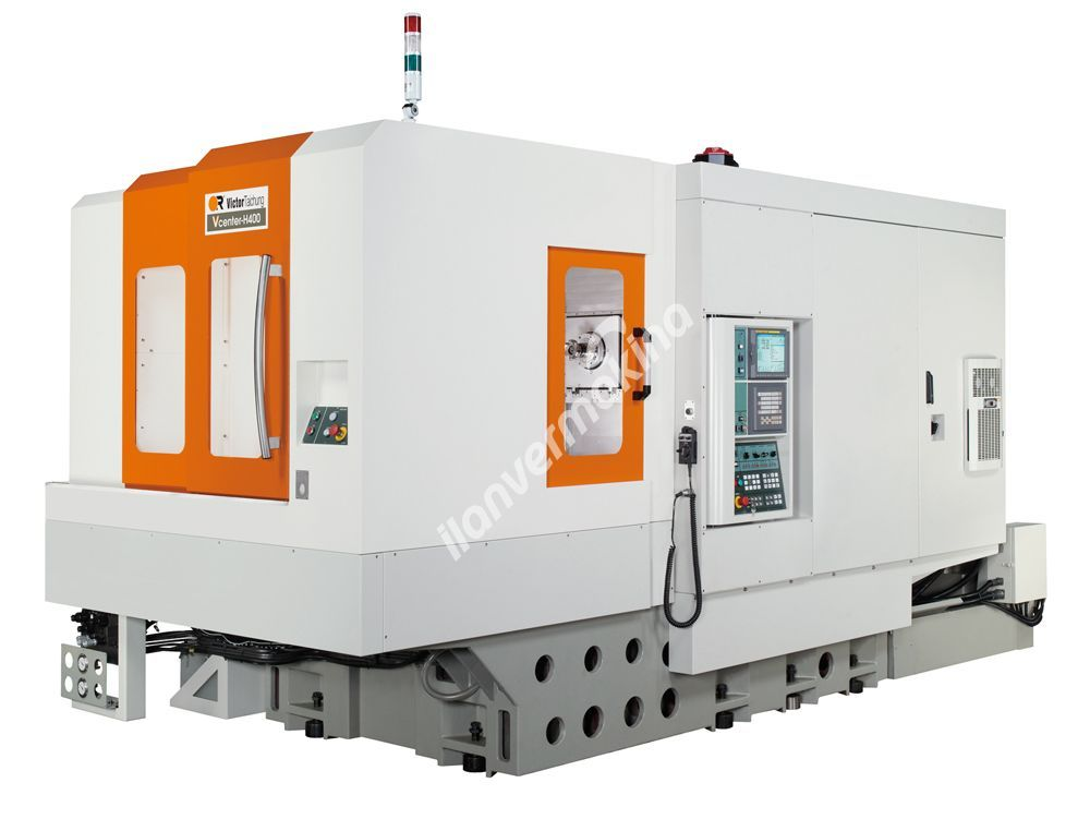 Victor VCenter-H400 CNC Yatay İşleme Merkezi