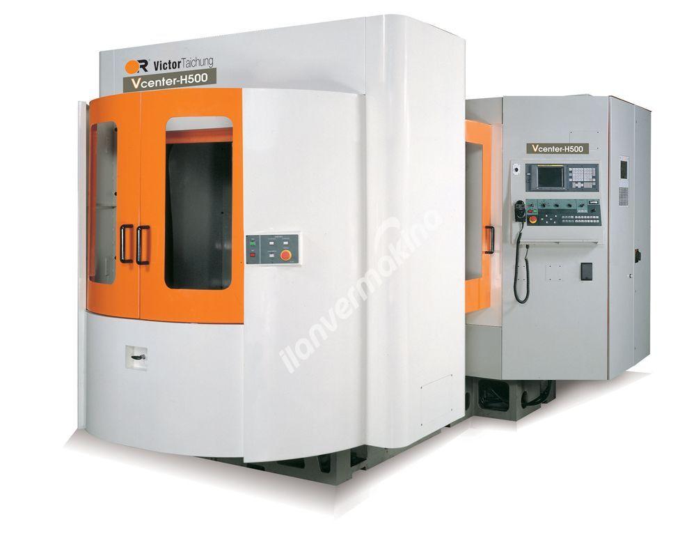 Victor VCenter-H500 CNC Yatay İşleme Merkezi
