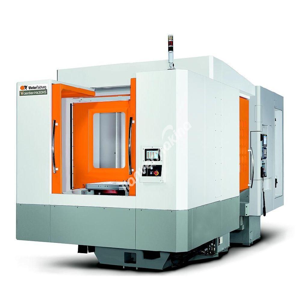 Victor VCenter-H630HS CNC Yatay İşleme Merkezi