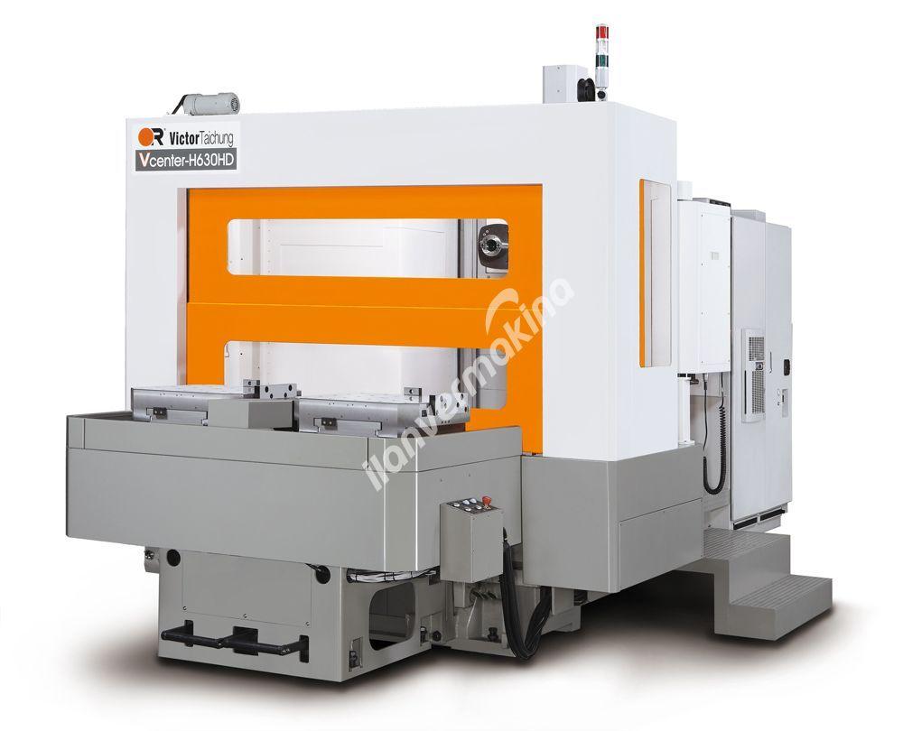 Victor VCenter-H630HD CNC Yatay İşleme Merkezi