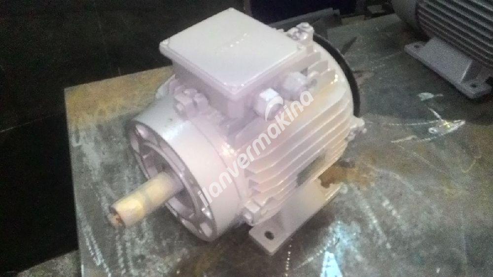 Elektrik Motoru yeni ve Redüktörler