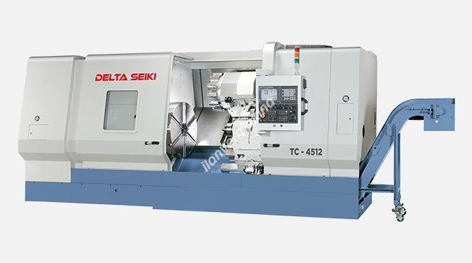 Delta Seiki TC-4512 Ağır Tip Cnc Torna