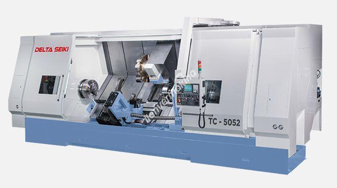 Delta Seiki TC-5052 Ağır Tip Cnc Torna