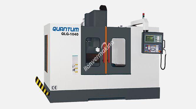 Quantum QLG-1040 Cnc Dik İşleme Merkezi