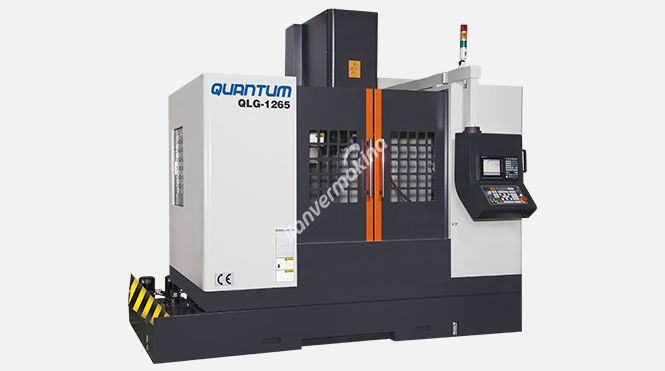 Quantum QLG-1265 Cnc Dik İşleme Merkezi
