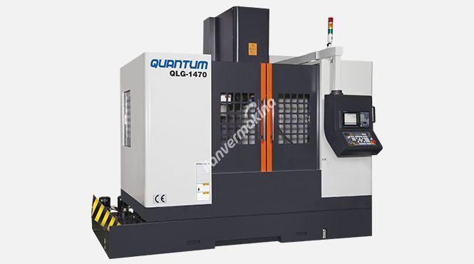 Quantum QLG-1470 Cnc Dik İşleme Merkezi